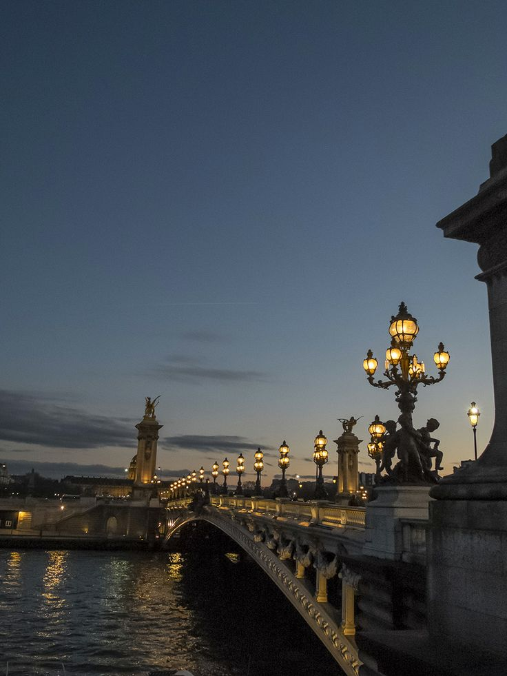 Pont Alexandre III Bridge Paris photographed on Fuji X 20 © David Cantwell