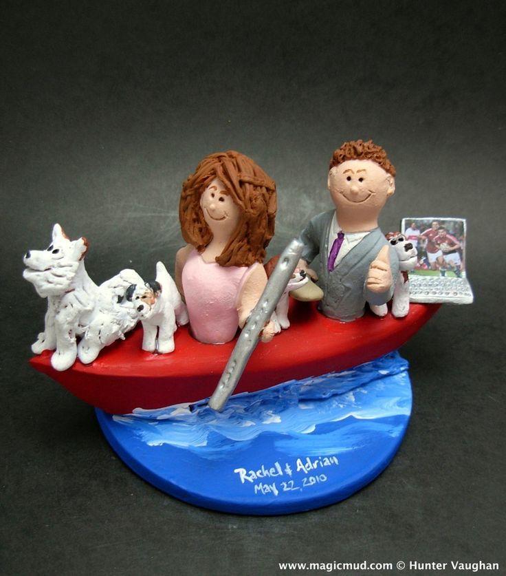 "www.magicmud.com 1 800 231 9814 $250 mailto:magicmud@m... blog.magicmud.com twitter.com/... www.facebook.com/... $250#kayak#flute#yacht#canoe#boat#powerboat#raft#""fishing_boat""#motor_boat#sailboat#boating #wedding #cake #toppers #custom #personalized #Groom #bride #anniversary #birthday#weddingcaketoppers#cake toppers#figurine#gift#wedding cake toppers"