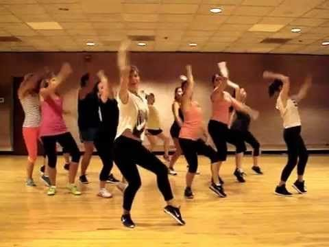 """ALL ABOUT THAT BASS"" by Meghan Trainor - Dance Fitness Workout by Asiya Khasnutdinova for ValeoClub - YouTube"