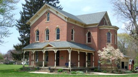 This 1879 brick Victorian home has been restored to the splendor of a bygone era. With its beautiful architecture, lovely rooms, gracious hospitality, and homemade food, Brick House on Main is a place you'll want to return to again and again.