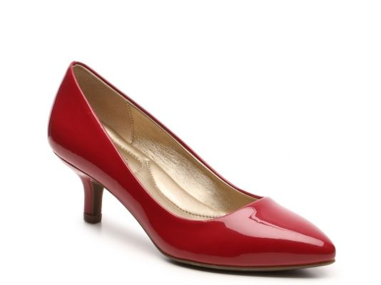 Women's Kelly & Katie Rosa Pump - Red