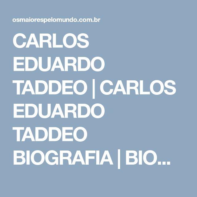 CARLOS EDUARDO TADDEO     CARLOS EDUARDO TADDEO BIOGRAFIA    BIOGRAFIA EDUARDO FACÇÃO CENTRAL     EDUARDO FACÇÃO CENTRAL FRASES    EDUARDO TADDEO MUSICAS    EDUARDO A FANTÁSTICA FÁBRICA DE CADÁVER    EDUARD