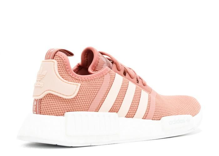 Hot UA NMD R1 W Raw Pink White Sneaker and New Jordan Shoes for Sale Online