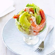 WeightWatchers.com.au: Weight Watchers Recipe - Aussie prawn cocktails