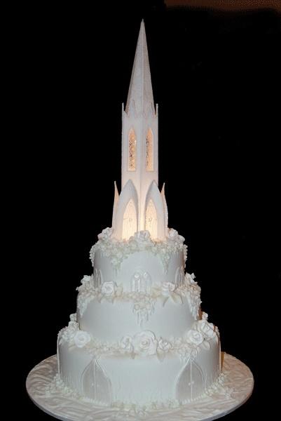 Very cool cake!