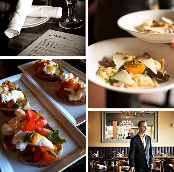 Just off busy South Granville on West 12th in Vancouver, the gently rustic Siena Trattoria yields a bounty of Italian and Mediterranean flavours.