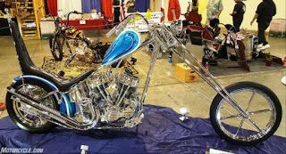 BIKERS/KUSTOM/MEETING/MUSIC....: ZOOM SUR LE 68th GRAND NATIONAL ROADSTER SHOW
