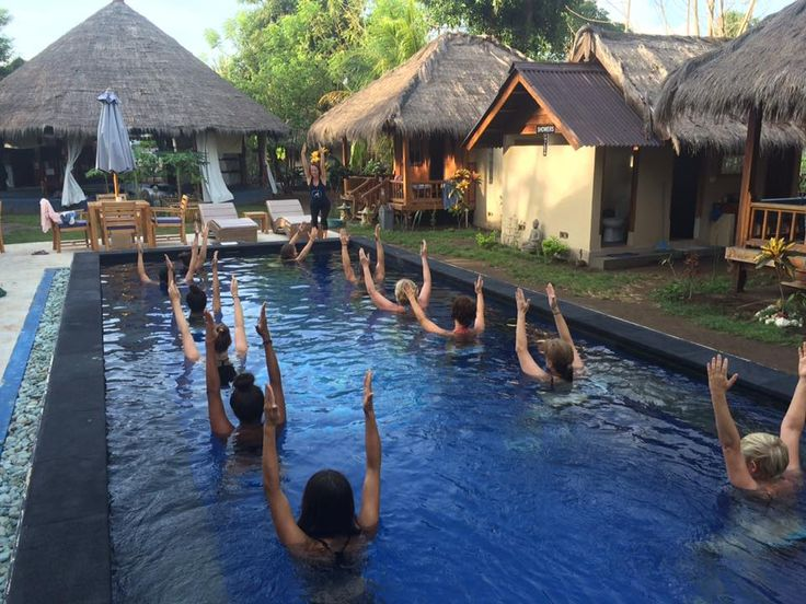 Enjoy a healthy lifestyle with #Yoga #vacations in #Bali, offered by #H2O #Yoga & #Meditation Center, aimed at serving you with the best.