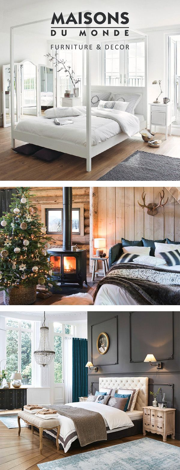 Dare we say it, Christmas is starting to rear its festive head. It's time to start thinking about all those extra sleepy heads that will be staying over, whether it be impromptu guests after a few too many mulled wines, or your whole family decamping for ALL of Christmas week *sigh*| Maisons du Monde