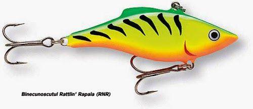 Pescuitul sportiv - mai presus de pasiune: Spinning la răpitori cu… bile - Voblerele rattling...