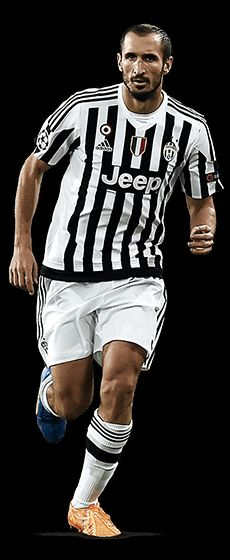 Chiellini Juventus View your team - Team of the Year - UEFA.com