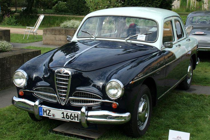 1956 Alfa Romeo 1900 S Berlina IMG 7241 - Alfa Romeo 1900 - Wikipedia