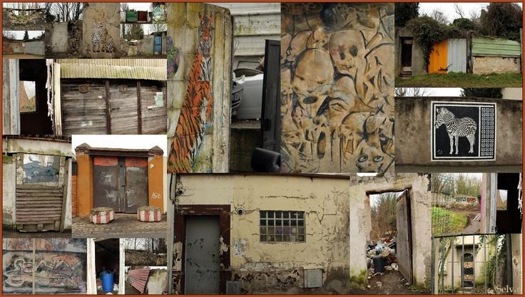 Rue des Soucis et de Saint Antoine etMontreuilSous  ~ Commissariat De Montreuil Sous Bois