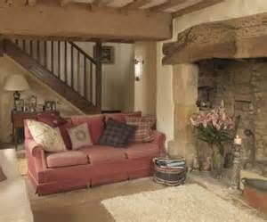 A Sitting Room With Huge Inglenook Fireplace Oak Lintel Cotswoldlifeco