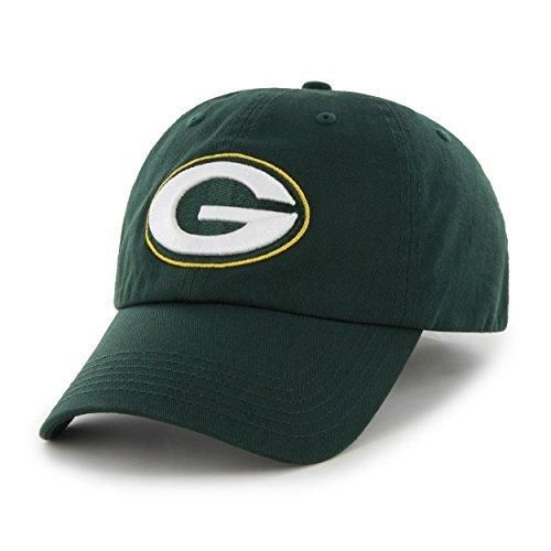 Mens NFL Packers Cap Football Themed Hat Embroidered Team Logo Sports Patterned Team Logo Fan Athletic Team Spirit Fan Comfortable Green White Gold Twill Cotton