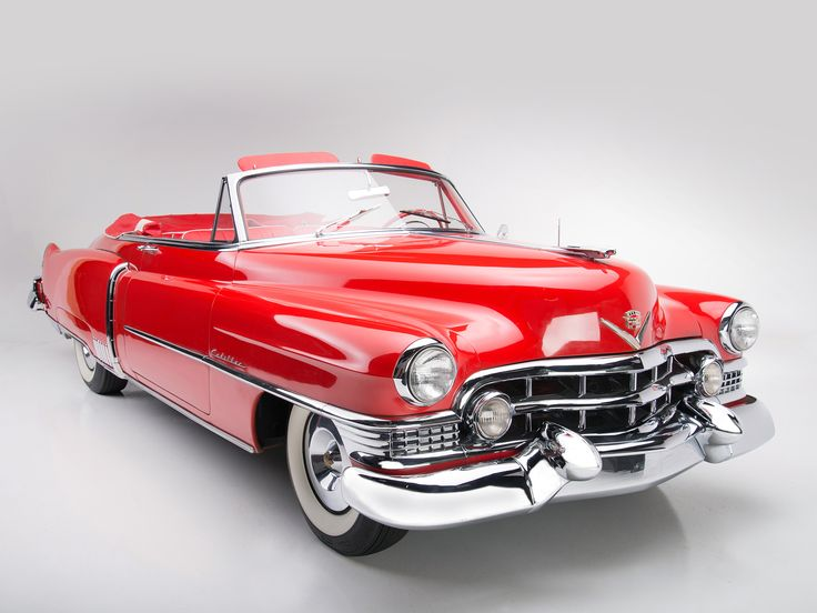 1951 Cadillac Sixty-Two Convertible ...Brought to you by #houseofinsurance in #EugeneOregon