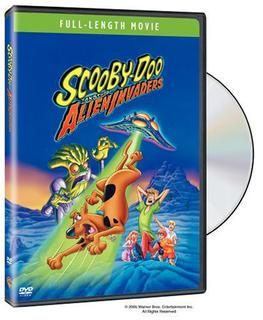 Scooby-Doo And The Alien Invaders(Scooby-Doo Et Les Extraterrestres)
