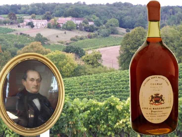 A bottle of cognac from 1810 is on sale for £148,320