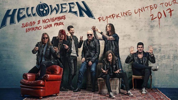 Helloween Luna Park 02 11 17  FULLSHOW HD CAM1