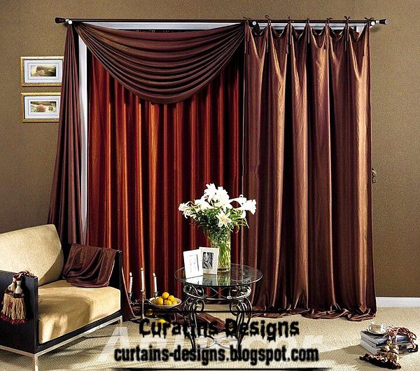Curtain Ideas Brown And Orange Orange Things Ideas About: 17 Best Ideas About Brown Curtains On Pinterest