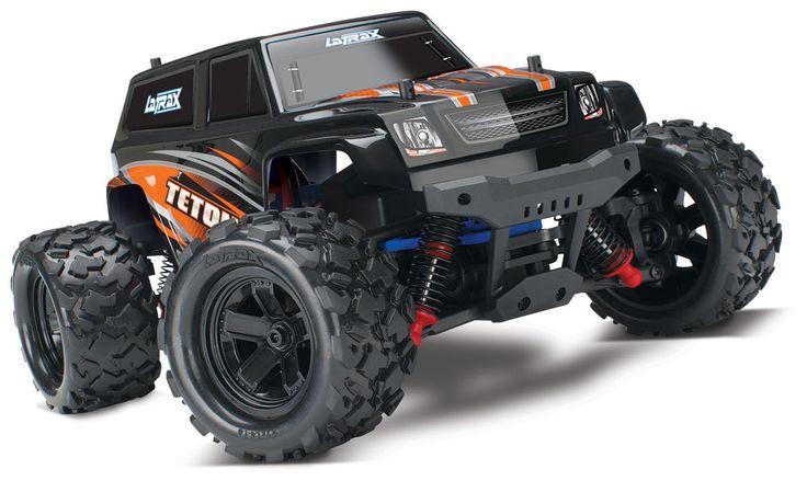 Traxxas LaTrax Teton 1/18 RC Monster Truck 4WD