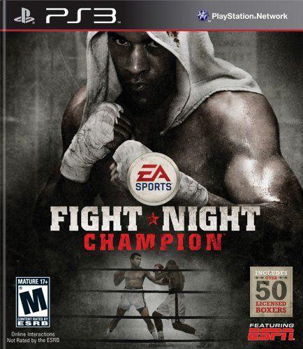 Fight Night Champion - Playstation 3 - http://www.exercisejoy.com/fight-night-champion-playstation-3/boxing/