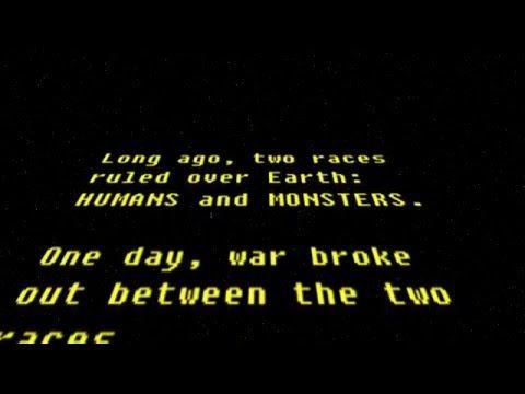 Undertale Intro (Star Wars Crawl Version)