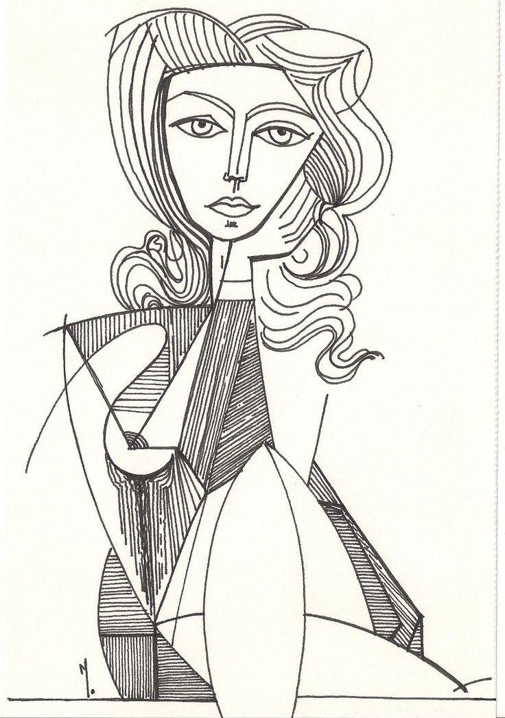 Muse de Picasso | PaSionata en Mi Majeur