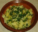 Greek Potato Salad Recipe - Quick and Easy Greek Recipe for Patatosalata - Greek Food