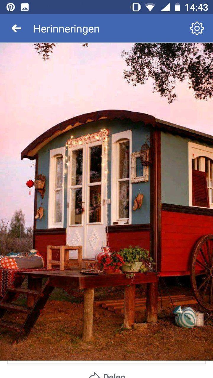 Pin van Marianne BreedveldMoorlag op Camper ideen Droomhui