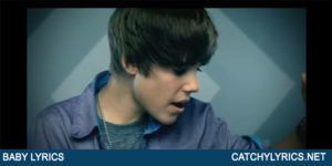 Baby Lyrics – Justin Bieber feat. Ludacris – My World 2.0 image