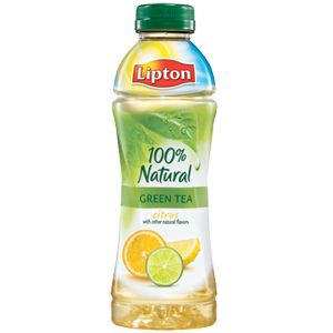 Lipton 100% Natural Green Tea with Citrus- also the diet mixed berry is even better!