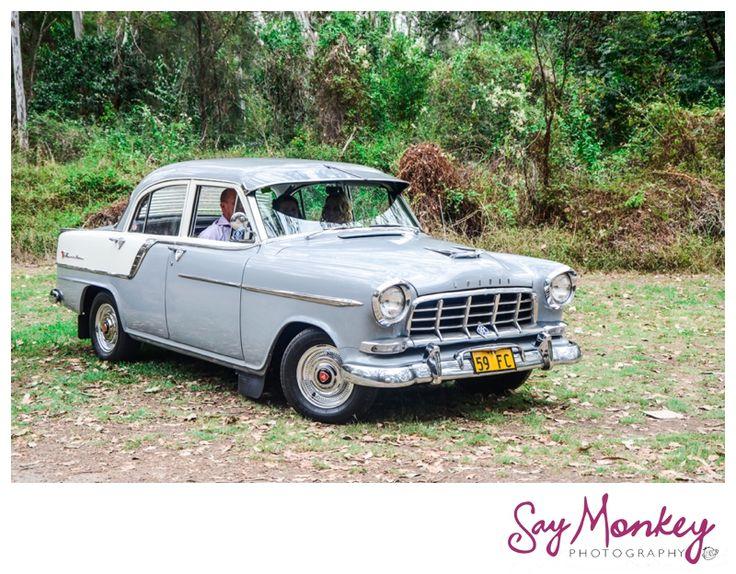 1959 FC #Holden. Beautiful #Wedding Car