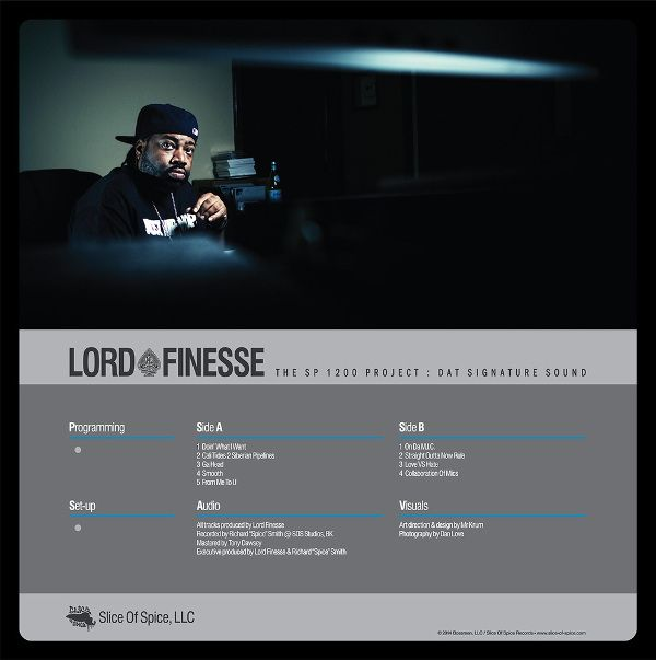 Lord Finesse! #hiphop #rapmusic #sp1200 #boombap #90shiphop #beatmaker #beatmaking #lordfinesse #digginginthecrates #diggingthecrates