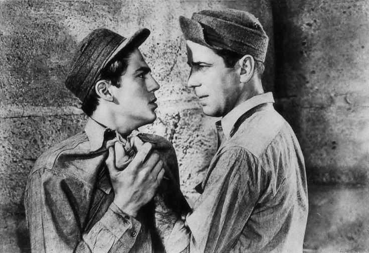 Billy Halop & Humphrey Bogart in You Can't Get Away with Murder (1939) Directed by Lewis Seiler