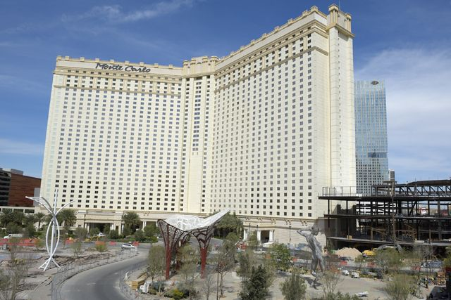 The 3,000-room Monte Carlo Hotel & Casino will undergo a two-year, $450 million makeover that will create a new luxury brand for MGM Resorts International and bring the NoMad Hotel concept to the Strip.