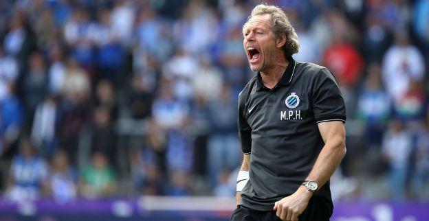 Club Brugge en Preud'homme krijgen alweer slecht nieuws: Club zonder sterkhouder?