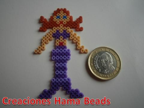Mermaid by Creaciones Hama Beads