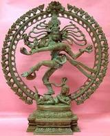 Nataraj...tearing down to build back up again!