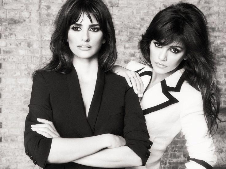 Penelope and Monica Cruz