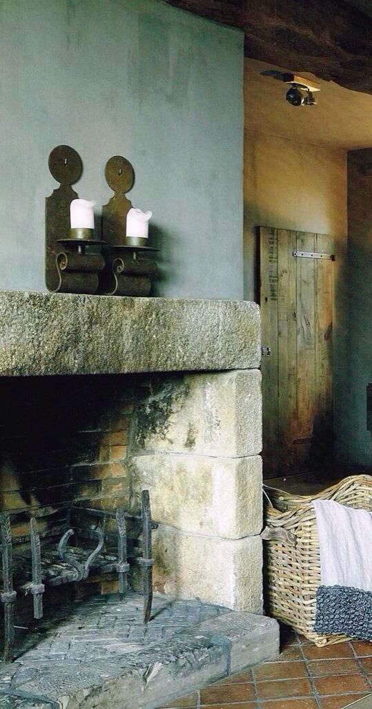 arredamento rustico interior design : Salotto Rustico In Legno E Muratura Interior Design: Cucine da esterno ...