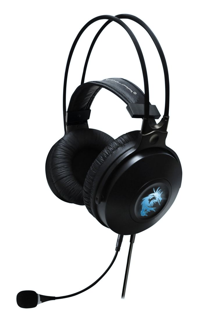 Dragon War Garand G-HS-001 Professional Gaming Headset for PC, Mac, Wii, Xbox 360, PS3