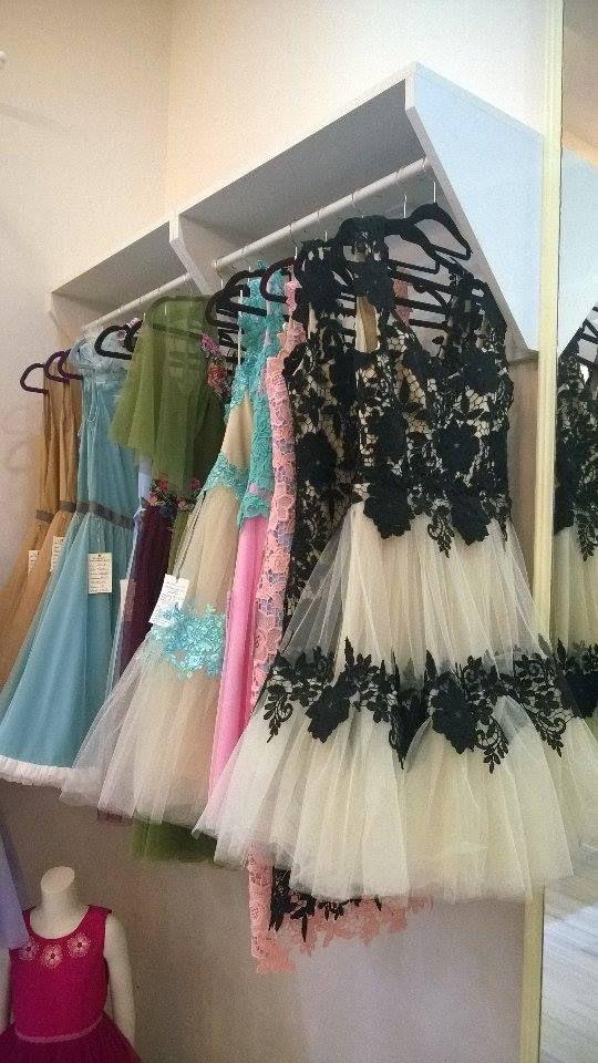 O noua rochita GO in Dressing Room ...