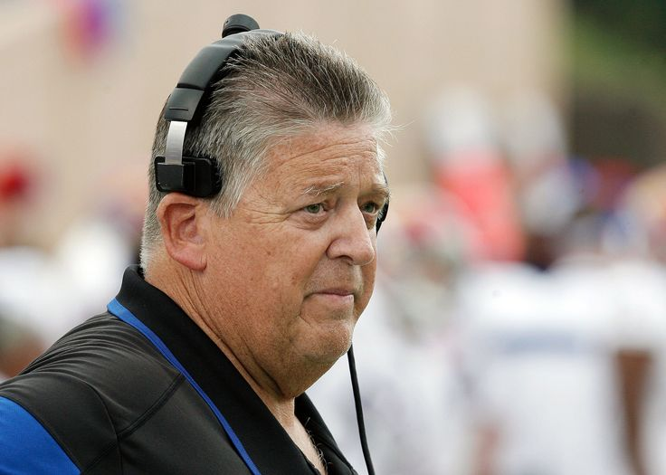 Kansas fires Charlie Weis  LAWRENCE, Kan. --Kansas has fired head football coach Charlie Weis. Kansas athletic director Sheahon Zenger made the announcement Sunday, one day after the Jayhawks dropped a 23-0 decision to Texas and fell to 2-2 for the season.  http://www.chicagotribune.com/sports/college/chi-charlie-weis-fired-kansas-20140928-story.html