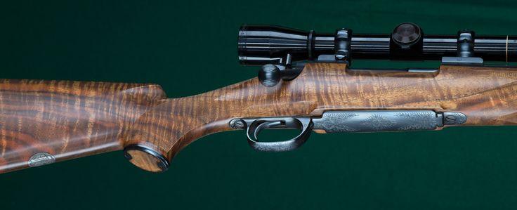 Carl Gunther Custom Winchester Model 70