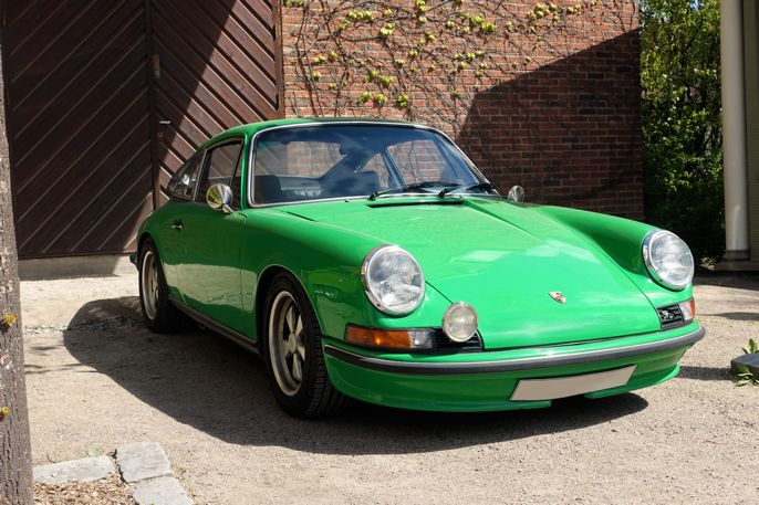 1973 Porsche 911 #Porsche  #porsche911 #911 #cars #motor #Automotive #biler