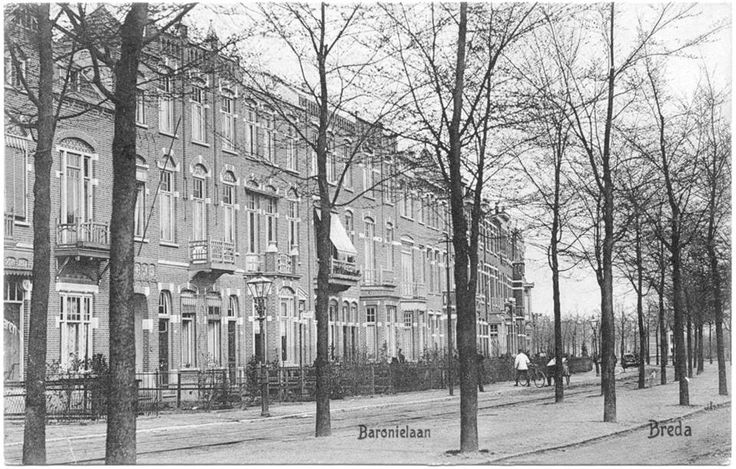 Baronielaan Breda