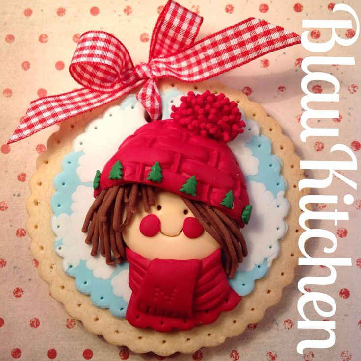 super sweet. i love this decorative cookie.  i want one.   thank you, j