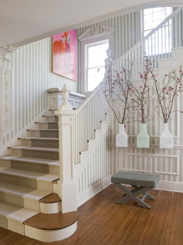 185 best images about home design. stairs & entryways on pinterest ...