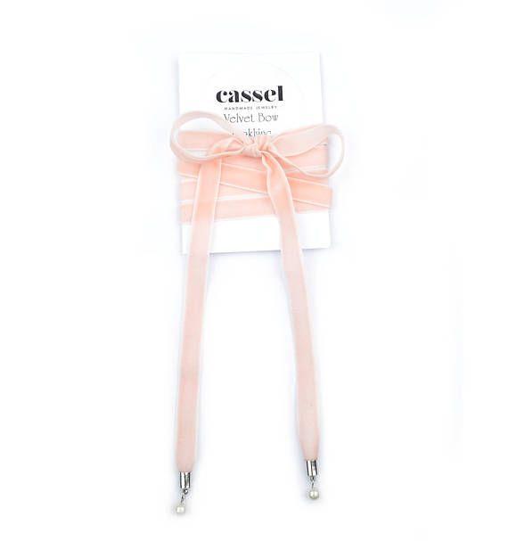 Pink Velvet Necklace. Velvet Bow Necklace. Velvet Choker. Pink choker. by casseljewelry #fashion #handmadejewelry #handmade #jewelry #unique #design #casseljewelry #fashionjewelry #jewelrydesign #etsy #ShopEtsy #EtsyFinds #EtsyForAll